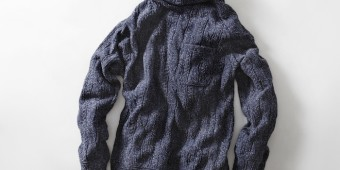 14AW SPOT ITEM Delivery ~ ARAN NEP KNIT Series ~