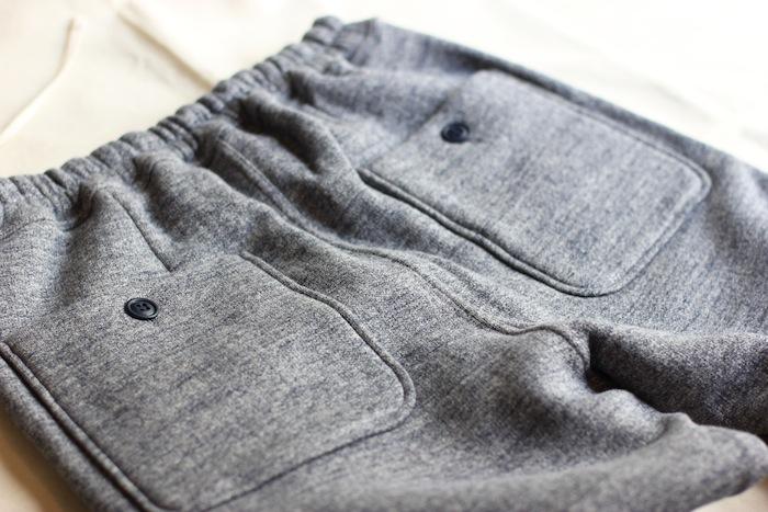 RAFFY SWEAT PANTS(¥13,800+tax)