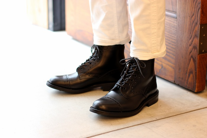 Tricker's customized by TheWeft(¥78000+TAX)
