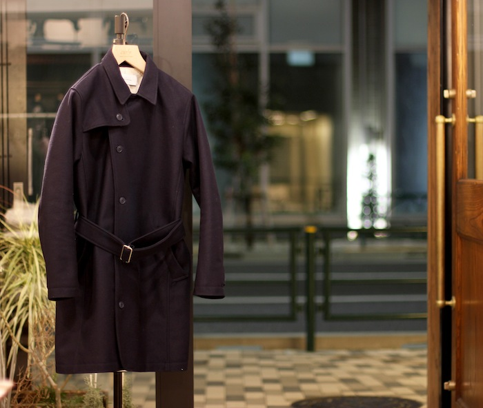 """15SS 12mid Delivery """"ALL PURPOSE COAT"""""""