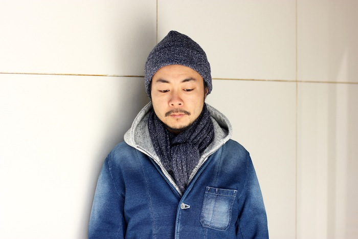 ×CABLE KNIT CAP