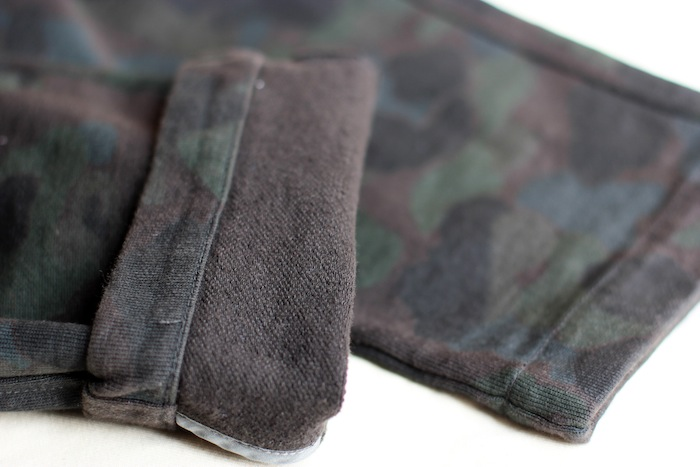 BLACK CAMO UC TROUSERS(¥18000+TAX)