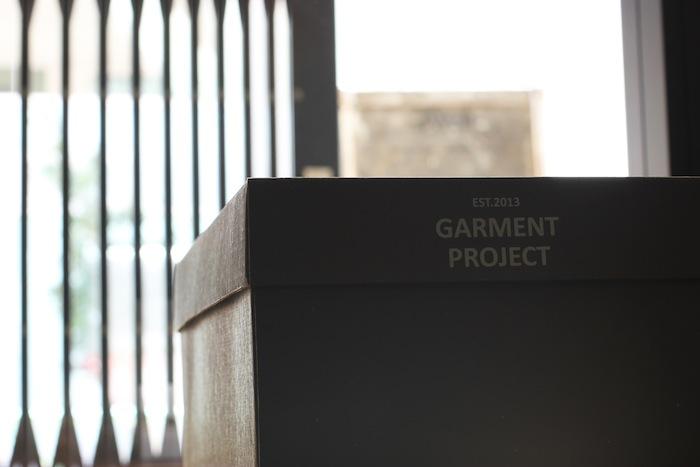 GARMENT PROJECT -Classic lace-