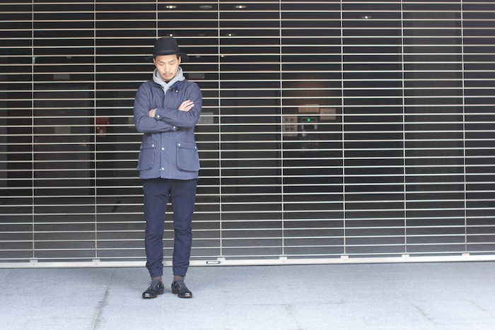 ×TRIPLET JACKET OUTER&INNER SIZE2  PANTS SIZE1