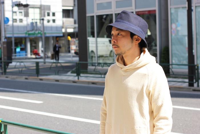 3L ANGLE HAT