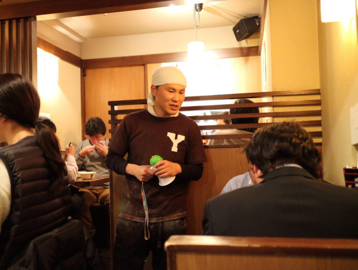 YOSHIYA WORKSHOP in Tokyo