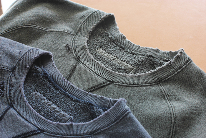 NETHERLANDS SWEAT -Exclusively at rroomm × TheWeft-