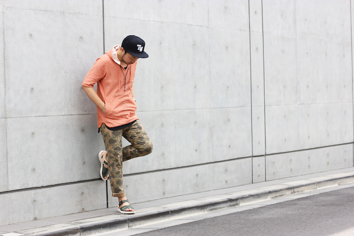 ×EXCLUSIVE CAMO TROUSERS -2 STYLES-