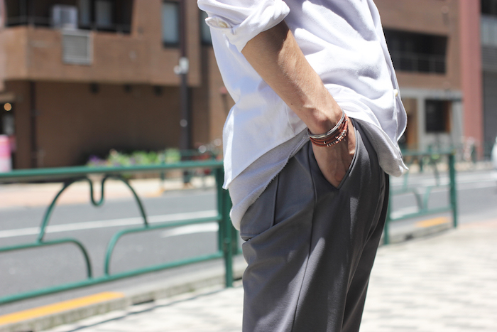BLANK TROUSERS × Smart Casual Style