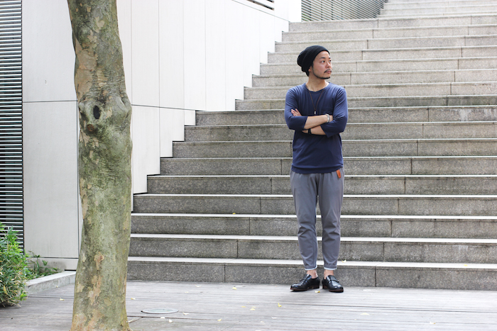 SIMPLE STYLE with QS PPM POCKET TEE