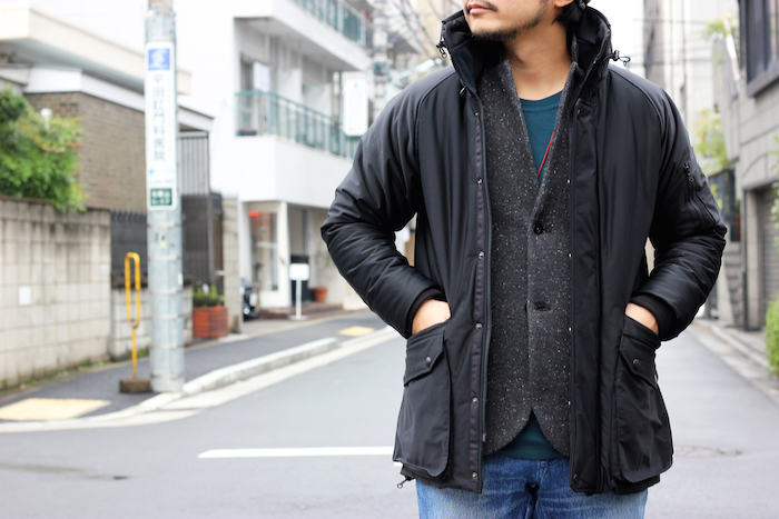 STYLING WITH ARCTIC SC PARKA