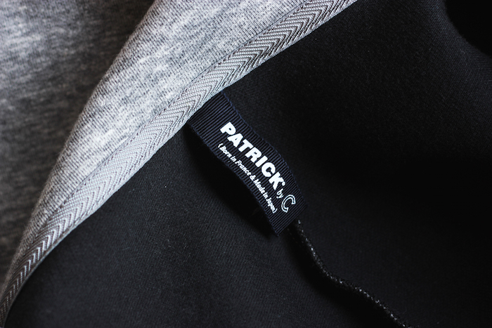 PATRICK by -NP CLOUDY FZ PARKA-