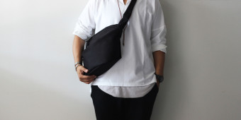 Summer style with N&T TRAPEZOID BAG