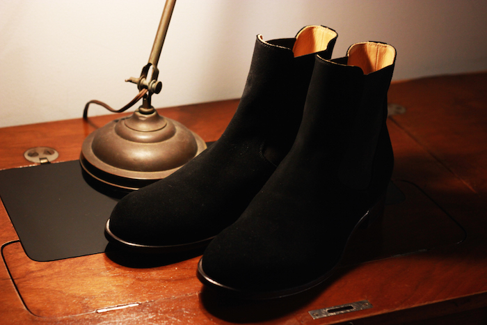 Brand new select items -Side Gore BootsⅡ-