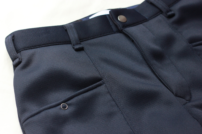 LUSTER SNAP TROUSERS