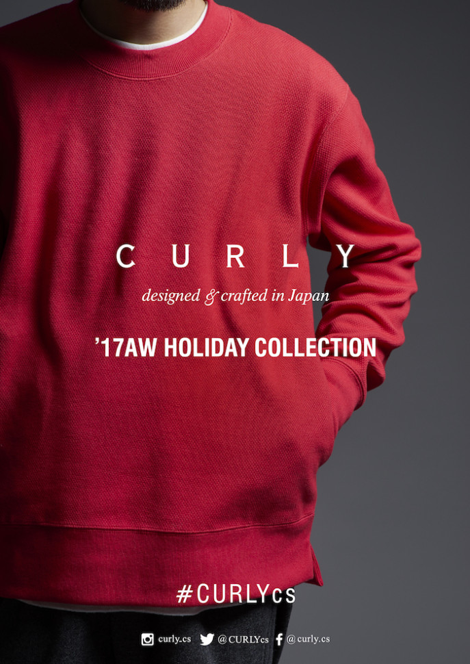 17AW HOLIDAY COLLECTION COMING SOON