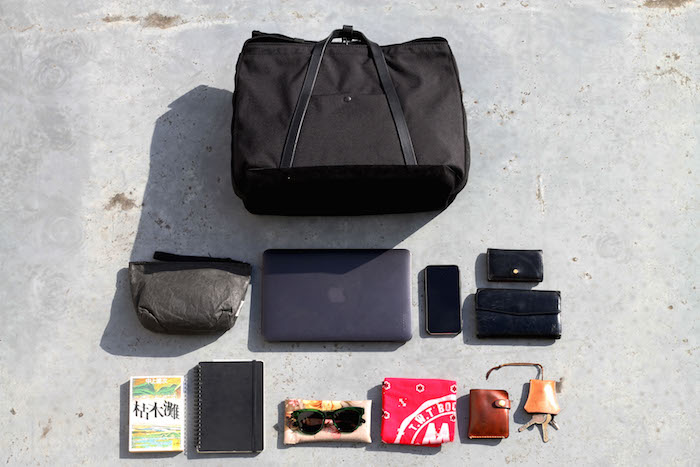IN THE BAG:FOR WORKING