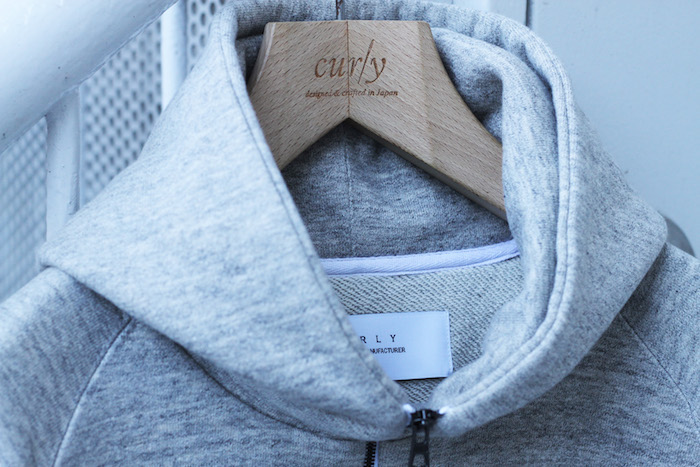 RAFFY ZIP PARKA