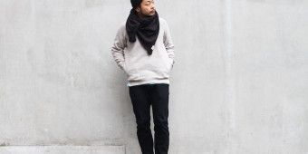 STYLING WITH ASSEMBLY CREW KNIT