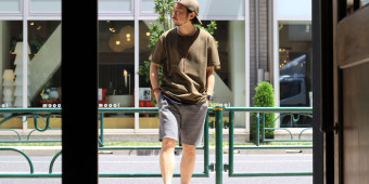 PROSPECT SS TEE×EXCHANGER SHORTS/ALL SIZE2