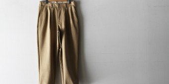 ADVANCE WIDE TROUSERS