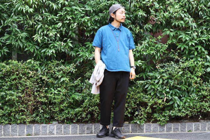× INK BLUE