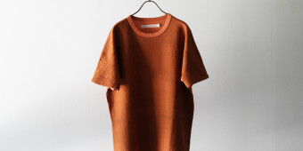 AZTEC JAQ DS TEE -ORANGE-