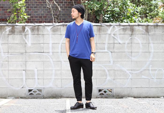 × RM SS VN TEE (BLUE)
