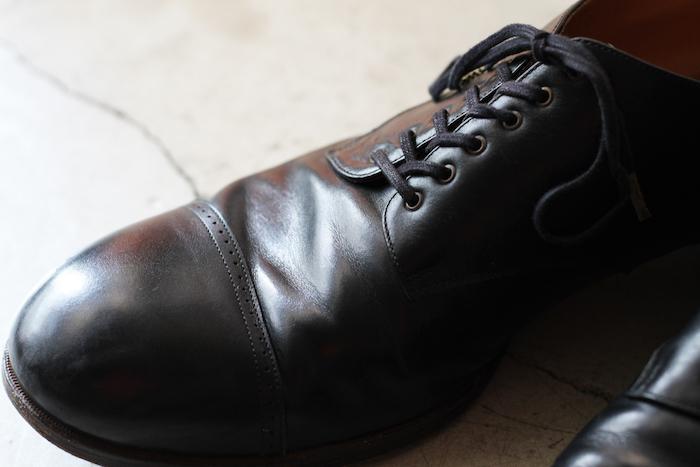 Tanaka's shoes