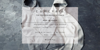 CURLY&Co. POP UP SHOP