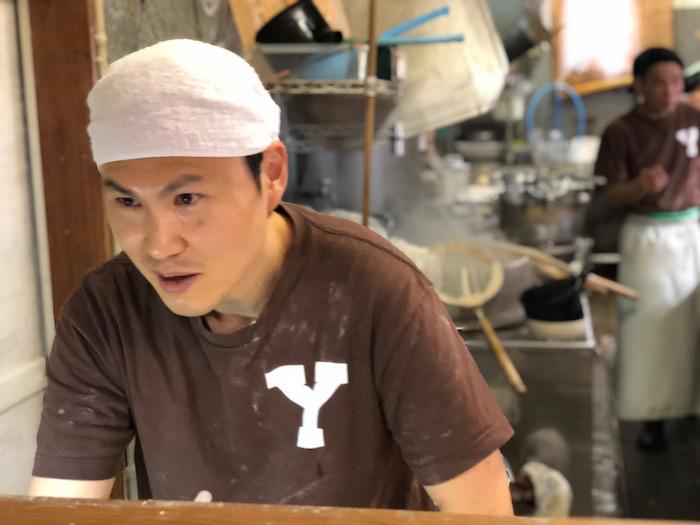 YOSHIYA-san