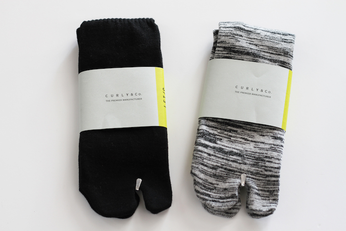 SPLIT TABI SOCKS