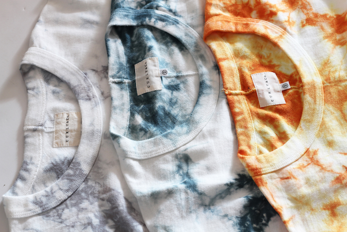 CLOUDY HS SWEAT with CAGE DYE